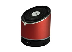 M-18 red bluetooth speaker