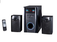 S-6800 2.1 USB/SD SPEAKER WITH FUNCTION REMOTE CONTROL